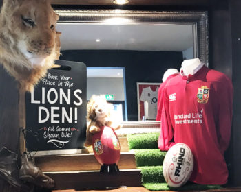 Lions Tour - Currie Motors