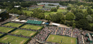 The Wimbledon site