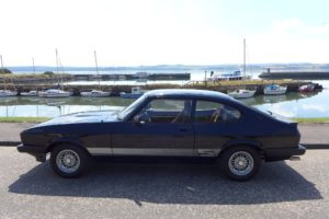 currie motors ford capri