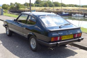 Ford Capri Currie Motors